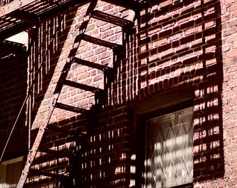 New York City Fine Art Photography - Home Decor - Urban Photo 8 x 10