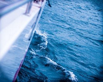 Nautical Sea Ocean Fine Art Photography 10 x 8 - The Sea is Never Still No. 3
