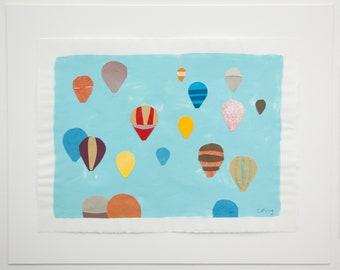 Hot Air Balloon VI
