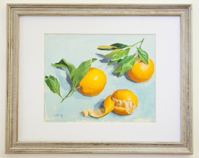 Satsuma Trio Limited Edition Signed Print