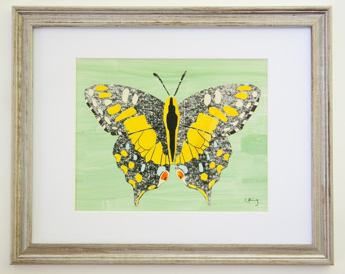 Anise Swallowtail Limited Edition Signed Print