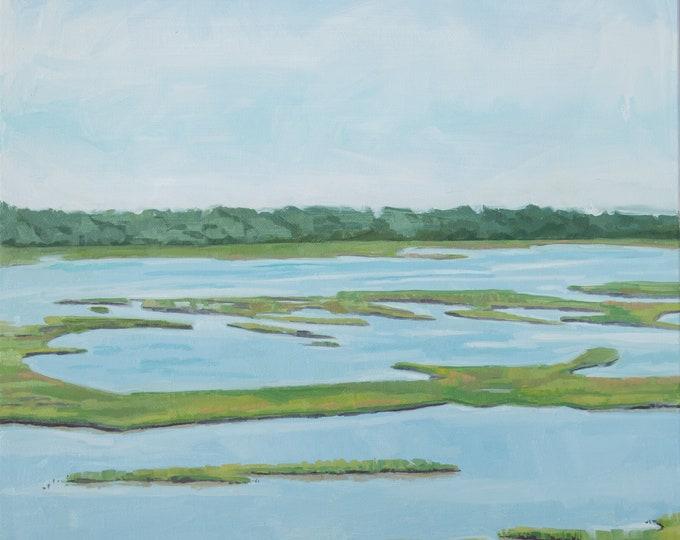 Salt Marsh, Emerald Isle