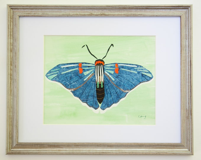 Guava Skipper Limited Edition Signed Print