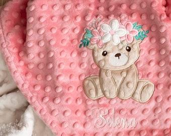 7c7baf74f Lullaby Gardens LLC Custom Minky Blankets by LullabyGardens