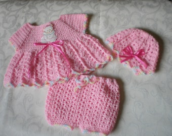 Cutest Little Diaper Set in Size 3 to 6 Months
