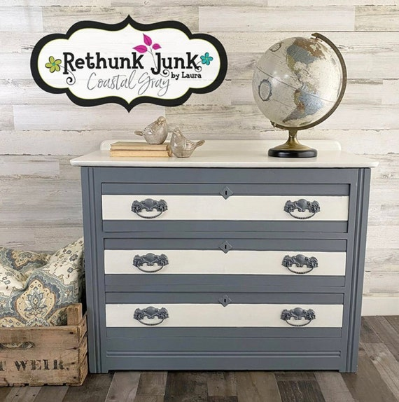 Rethunk Junk Paint - Coastal Gray