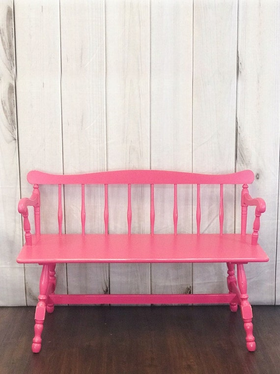 Rethunk Junk by Laura Paint - Flamingo. Vibrant pink. Really fun pop of color!