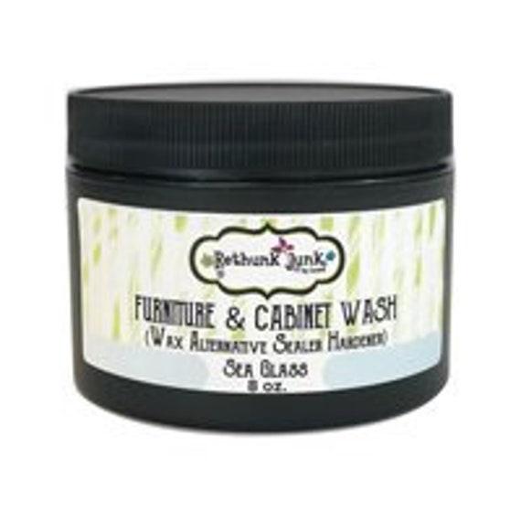 Wax Alternative - Black Pearl Wash - Sealer Hardener 8oz