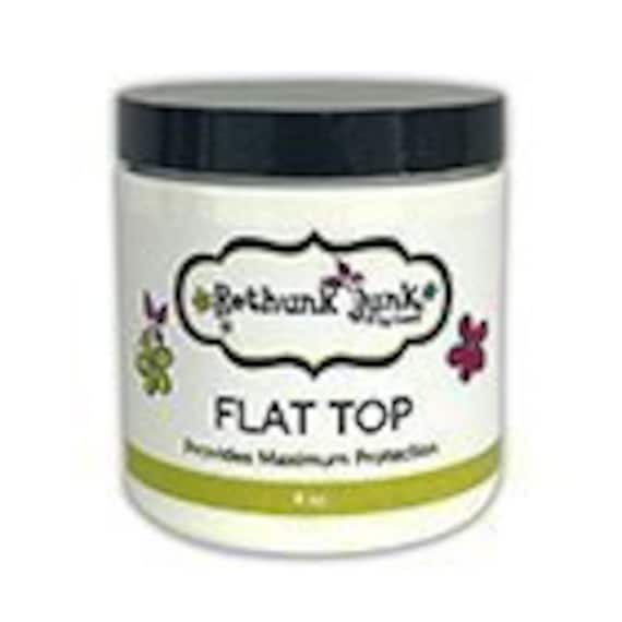 Rethunk Junk by Laura - Flat Top Low Lustre Sealer.