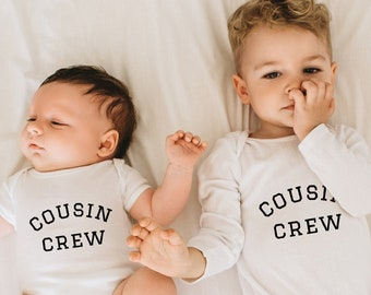 cousin crew shirts for kids, cousin crew tshirts, family matching cousin outfits, matching cousin baby, matching cousin pajamas cousin crew