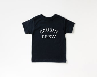 Cousin Crew Matching Family Cousin Shirts, Matching Cousin Shirts, Family Matching Shirts, Cousin Crew Tshirts for Kids, Holiday Cousin Tees