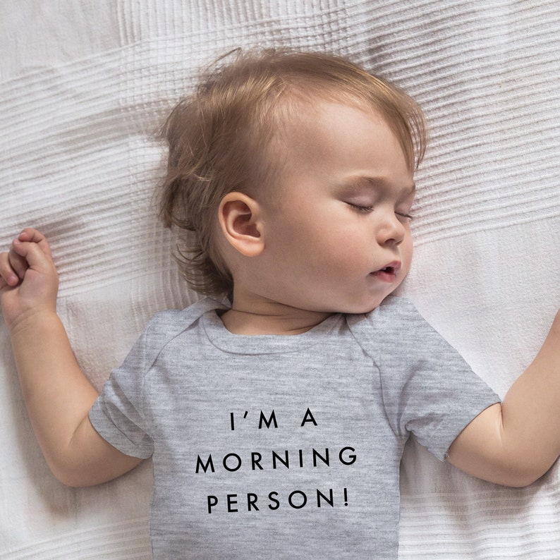 Not a Morning Person New Dad Gift Daddy and Daughter Tee Dad and Baby Matching Shirts Father/'s Day Gift Father and Son Matching Shirts