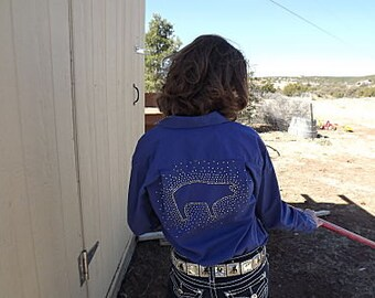 Bling Livestock Show Shirts
