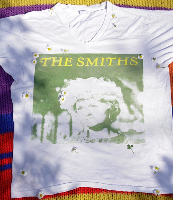 The Smiths T-Shirt / Vintage T-shirt / 1990s / The