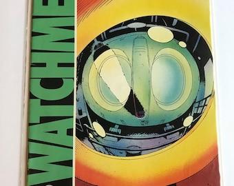 Watchman #7 (First Print, 1986, VF/NM, Alan Moore)
