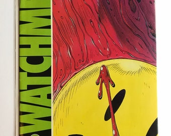 Watchman #1 (First Print, 1986, VF/NM, Alan Moore, DC Comic Books)