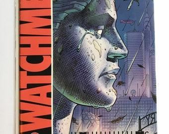 Watchman #2 (First Print, 1986, VF/NM, Alan Moore)