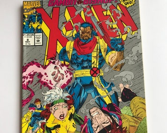 3 Comic Lot! First Appearance Birdy! X-Men #6,11,27 Jim Lee! FREE SHIPPING