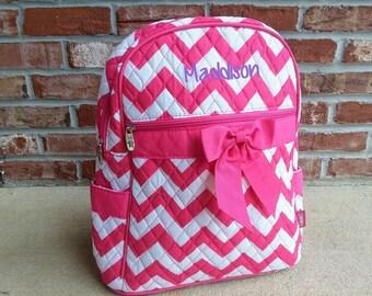 3dc21e3a05ab Chevron backpack