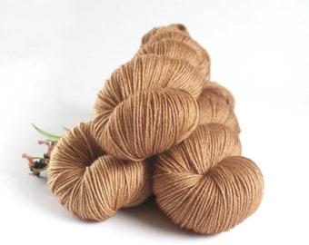 HONEY   merino bamboo silk   Bella   100g 382yd   Embroidery  Crochet   Shawl Knitting   Weaving