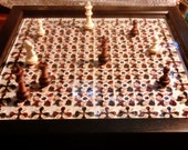 chessboard by Willowbrook Creations