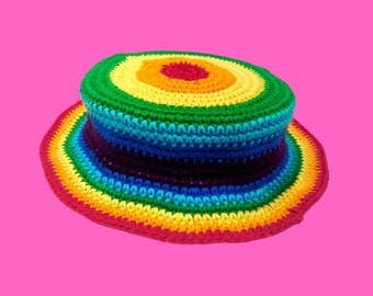 Rainbow Bucket Hat