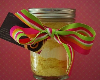 City Cupcakes - Cupcake In A Jar - Long Island Lemon