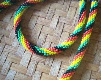 Liberation Necklace and Bracelet