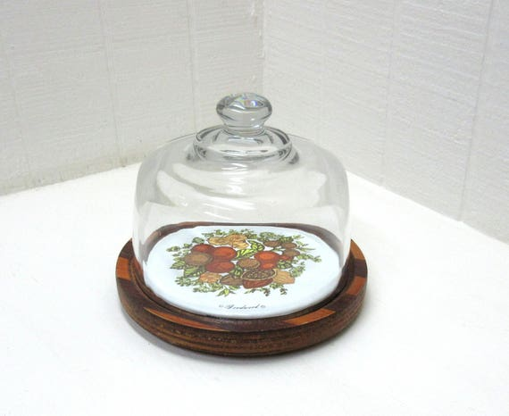 Vintage Goodwood Cheese and Cracker Serving Tray