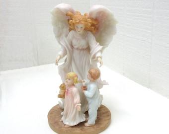 Vintage Seraphim Classics Tamara Blessed Guardian #78070 Roman Inc.