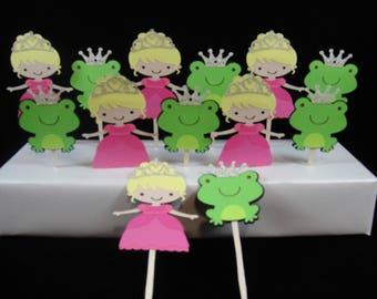 Princess Cupcake Toppers, Fairy Princess Cupcake Toppers, Fairy Princess Party, Cupcake Decorations, Cake Decorations, Kids Parties, Fairies