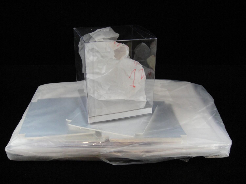 Twelve Clear Favor Boxes Diy Wedding Favor Favor Box Clear Etsy