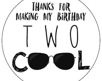 c1e7bbb7030 two cool birthday stickers