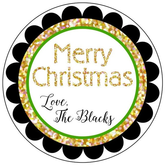 image 0 - Merry Christmas Stickers