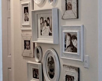 Picture Frame Set Etsy