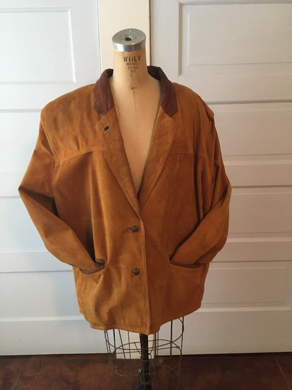 Outback Red Leather Jacket - image 1