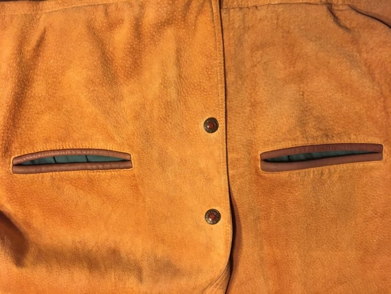 Outback Red Leather Jacket - image 10