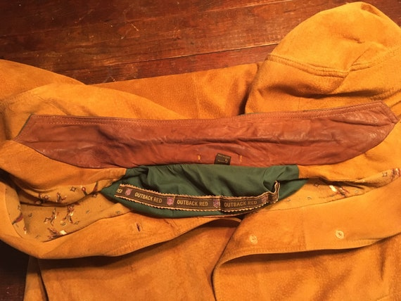 Outback Red Leather Jacket - image 8