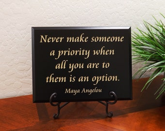 A Priority Quote Etsy