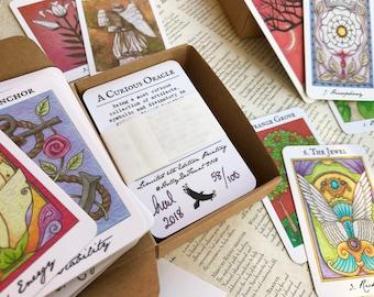 A Curious Oracle 4TH EDITION - Oracle Cards, Oracle Deck, Tarot, Oracle, Cartomancy Decks