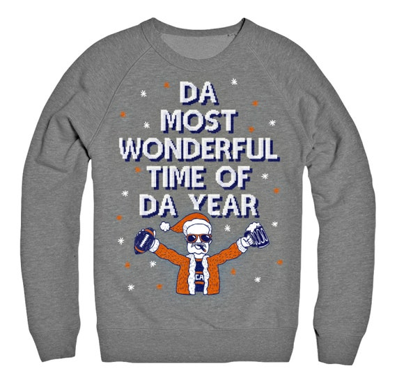 Chicago Bears Ugly Christmas Sweater Etsy