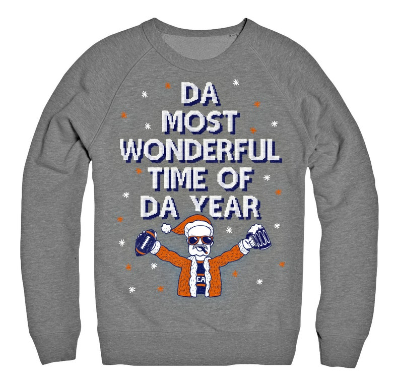 4ffbd3adf47 Chicago Bears Ugly Christmas Sweater