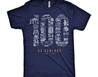 100 Da Century Chicago Bears T-Shirt