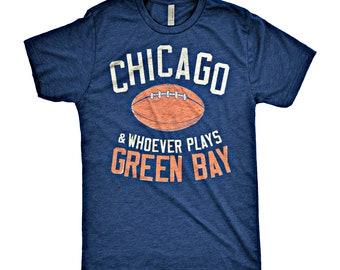 Green Bay Sucks Chicago Bears T-Shirt