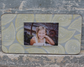 photo frame for 4x6 image