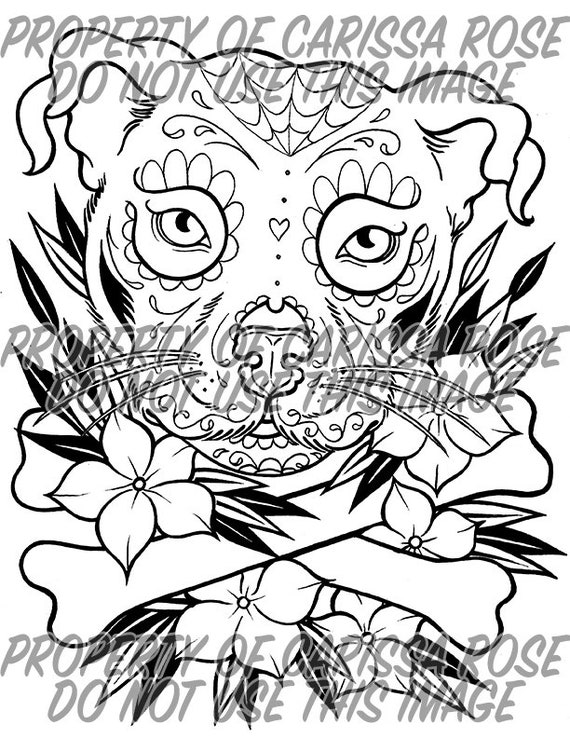 Digital Download Print Your Own Coloring Book Outline Page Etsy