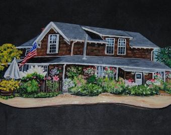 Custom House Ornaments/Paintings