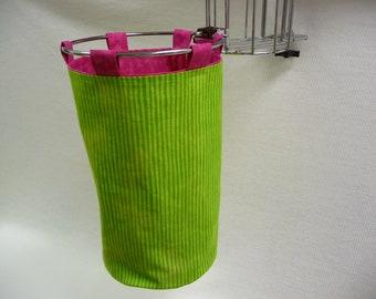 Scrapmabob Bag Scrap Bag Bag DELIGHTFUL DAMASK Scrapbooking Eco-friendly Scrap-Ma-Bob Bag