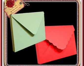 246 Thick Card Envelopes *Multiple MACHINE Formats*