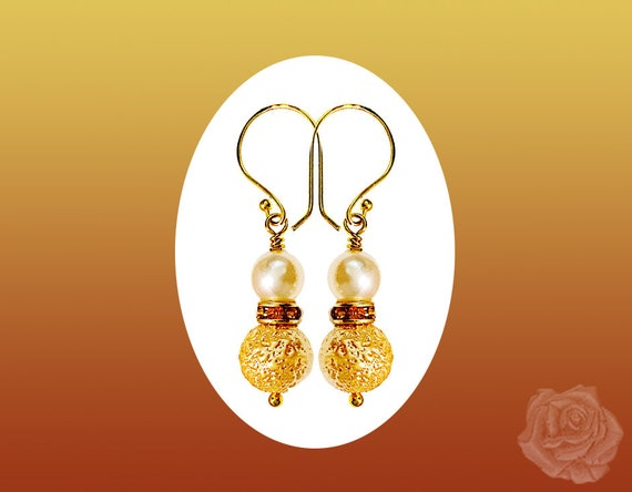 Earrings Lavender Pair Crystal Dangle Charms Facet Glass Stones Bezel Set Gold Plated Ear Wire Birthday Stone Jewelry Etsy sylcameojewels